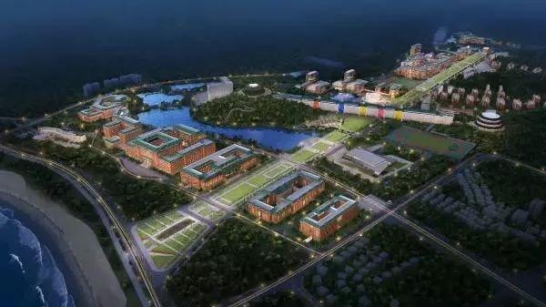 走进项目、走进工地系列报道——中山大学珠海校区
